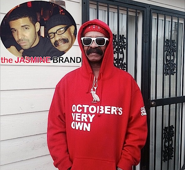 drake dad-dennis graham-music career-the jasmine brand