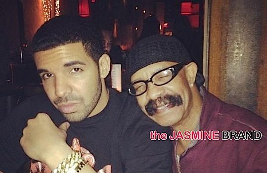 Drake's Dad Launches Music Career