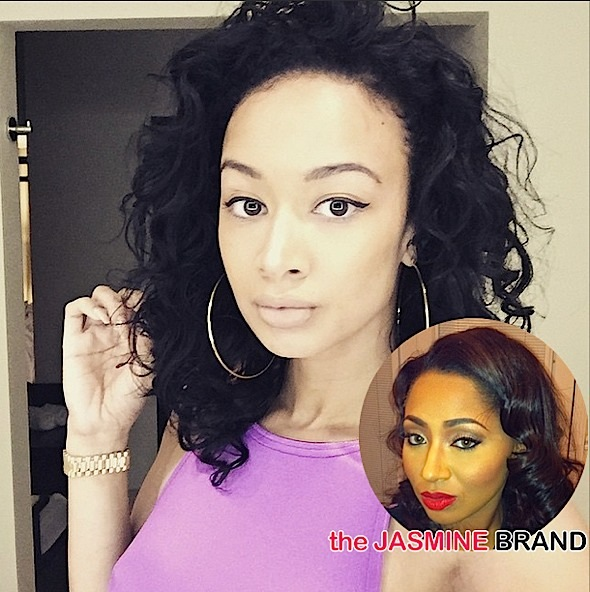 Basketball Wives LA's Brittish Williams Admits Feud with Draya Michele's Prompted Her to Buy 'Mint Swim'