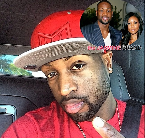 NBA Baller Dwyane Wade Fined for Middle Finger, After Fans Taunt Him About Wife Gabrielle Union