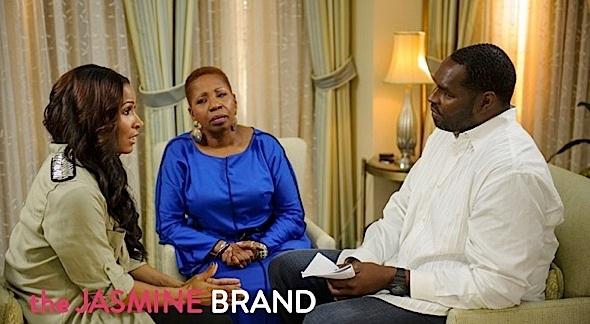 Sheree, Bob on Iyanla: Fix My Life