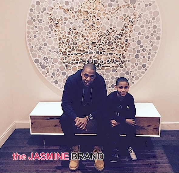 jay z-lala anthony son-the jasmine brand