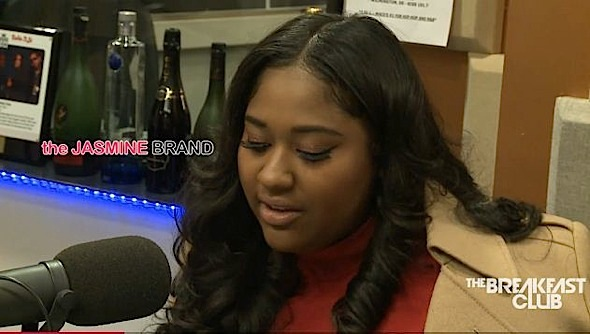"""He slapped me so hard I couldn't hear."" Jazmine Sullivan Shares Domestic Violence Experience [VIDEO]"