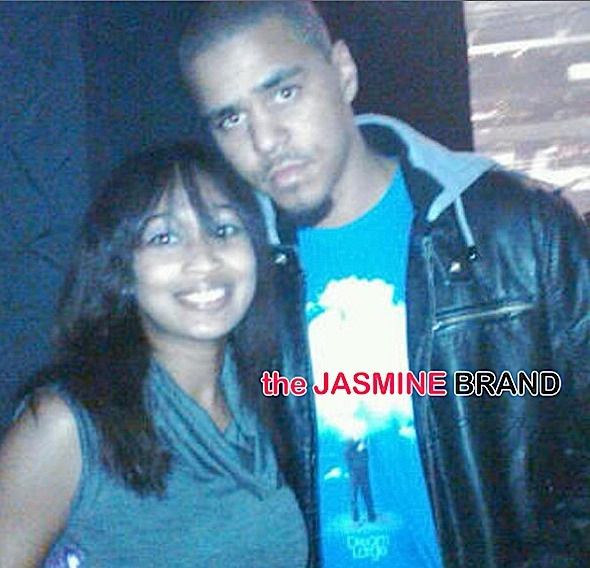 jcole-long term girlfriend melissa-the jasmine brand
