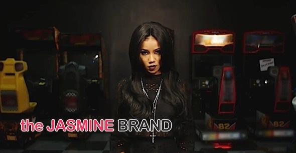 jhene aiko-spotless mind video-the jasmine brand
