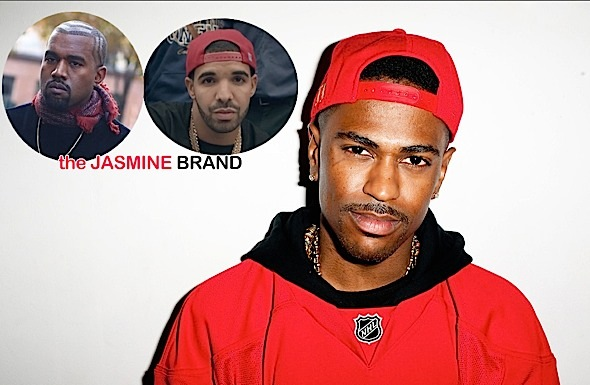 Big Sean feat. Drake & Kanye West 'Blessings' [New Music]