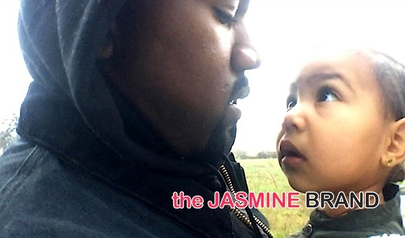 kanye west-only one-north west-the jasmine brand