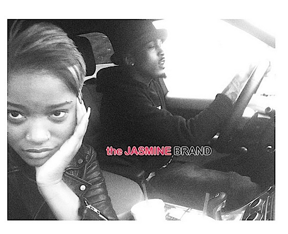 KeKe Palmer & August Alsina Booed-Up, Nia Long's Flawless Selfie, La'Myia Good's Adorable Bump + Brandon Jennings, Toya Wright, Floyd Mayweather