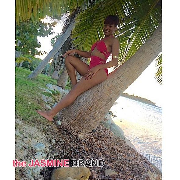 keke palmer vacation-thejasminebrand