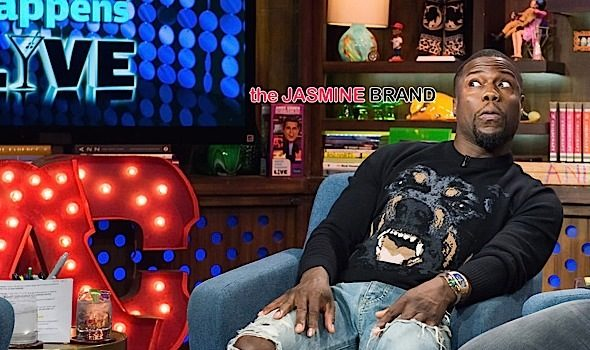 Most Evasive Response Ever! Kevin Hart Tip-Toes Around Bill Cosby Controversy [VIDEO]
