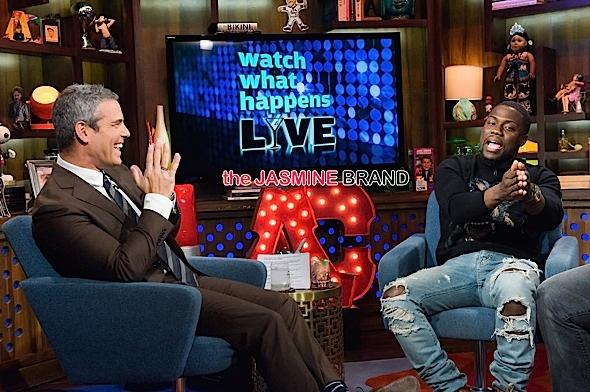 kevin hart-watch what happens live-the jasmine brand