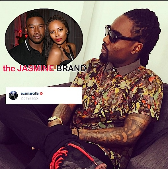 Kevin McCall Apologizes to Wale For Insulting Him Over Eva Marcille: That was weak on my part.