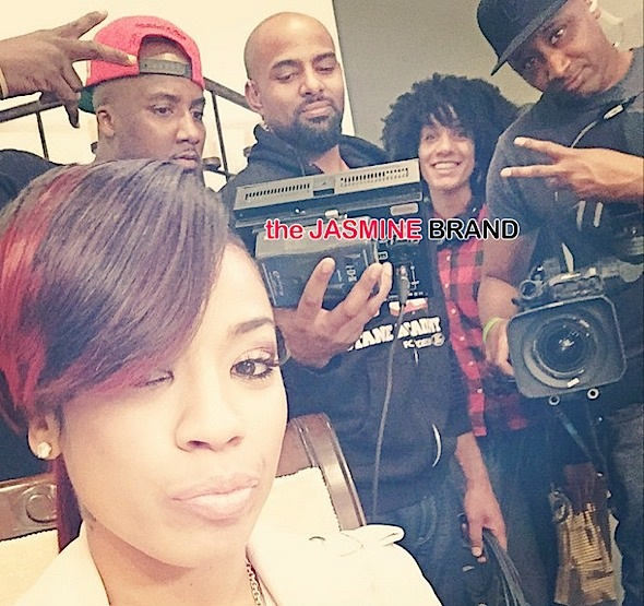 In Case You Missed It: Keyshia Cole Producing A Frankie, Neffe & Elite Reality Spin-Off