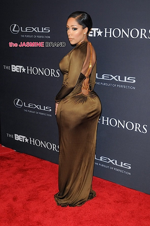 K.Michelle Says Goodbye To Surgically Enhanced Booty: Rappers & Athletes Loved My A**!