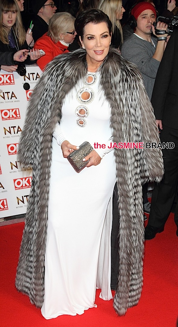 National Television Awards 2015 - Arrivals