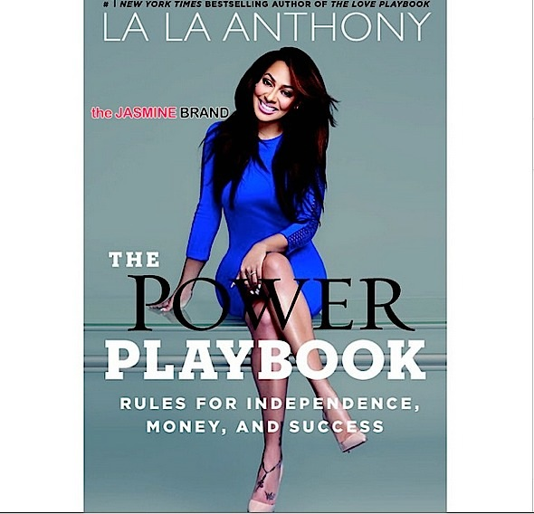 lala anthony-the power playbook-the jasmine brand