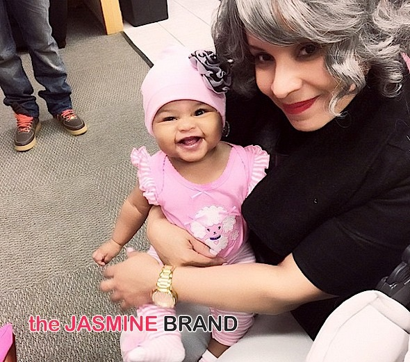 lil kim daughter-the jasmine brand
