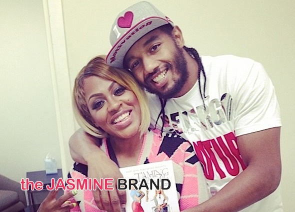 EXCLUSIVE: Lil Mo & Husband Cast On 'Marriage Bootcamp'