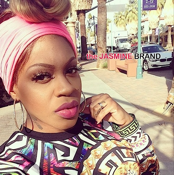 Lil Mo Hints At Casting Drama, Gives Advice to New 'R&B Divas LA' Cast [INTERVIEW]