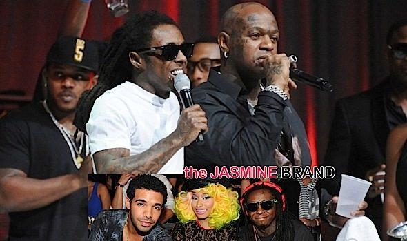 [Messier By the Minute] Lil Wayne Taking Drake & Nicki Minaj From Birdman