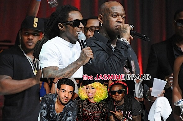 lil wayne-plans to take drake-nicki minaj-drake-from birdman-the jasmine brand