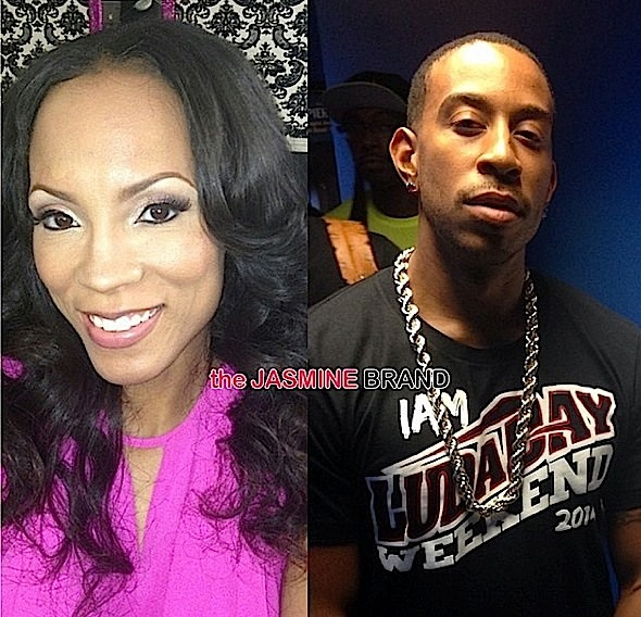 (EXCLUSIVE) Ludacris' Baby Mama Returns to Court! Hits Rapper w/ New Lawsuit Demands He Be Stripped of Primary Custody for their Daughter