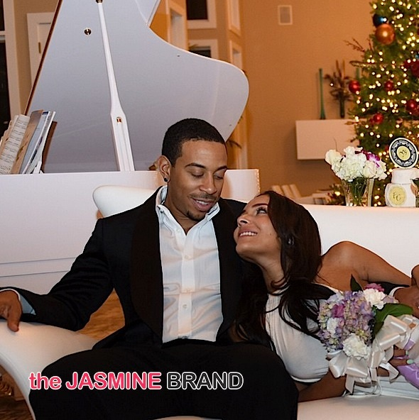 ludacris-fiancee eudoxiee get married-the jasmine brand