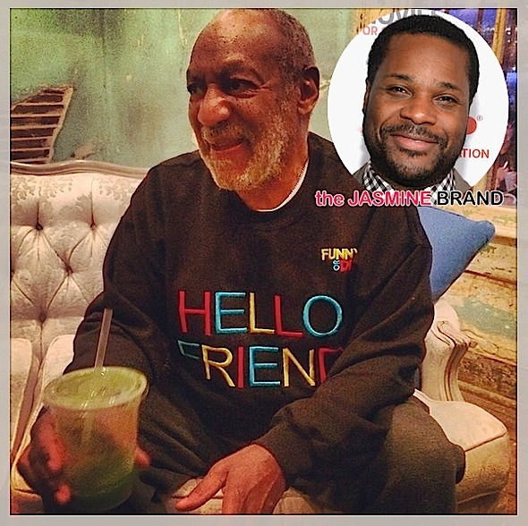 Malcolm-Jamal Warner On Bill Cosby: It's painful to hear any woman talk about sexual assault.