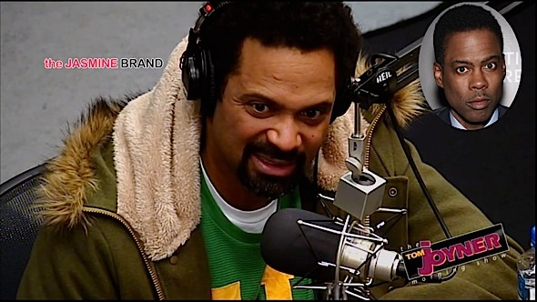 Mike Epps Throws Insults At Chris Rock: He's not a movie star! [VIDEO]
