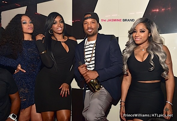 monyetta shaw-porsha williams-mendeecees harris-toya wright-the jasmine brand