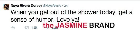 naya rivera-shower whites-the view-the jasmine brand