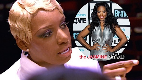 RHOA's NeNe Leakes & Kenya Moore End Feud! [Photos]