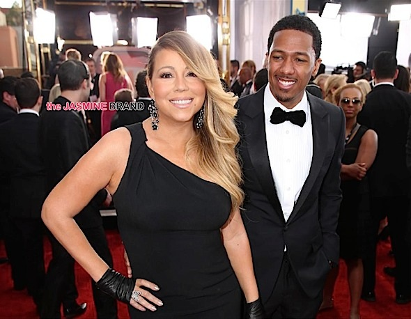 Nick Cannon Officially Files For Divorce From Mariah Carey