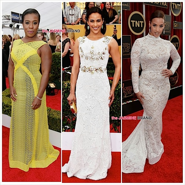 Uzo Aduba (Angel Sanchez), Paula Patton (Ayesha), Dasca Polanco (Michael Costello)
