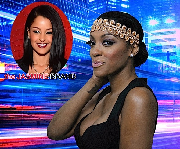 Porsha Williams Believes Claudia Jordan Is Obsessed With Her, Denies Rich African Boyfriend