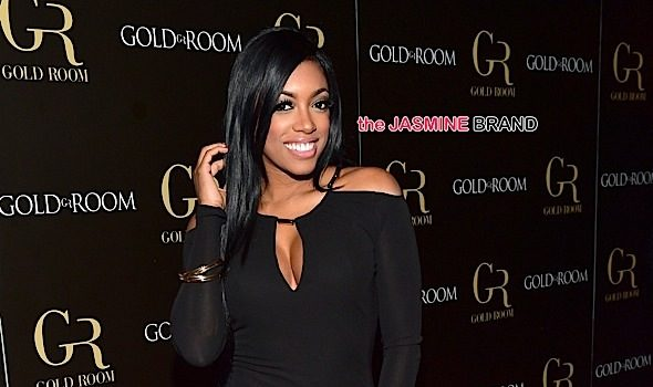 Porsha Williams Is Campaigning For Fashion Police Gig