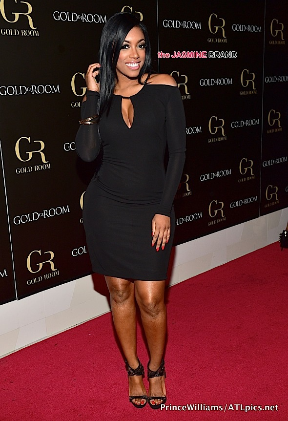 porsha williams-gold room-the jasmine brand
