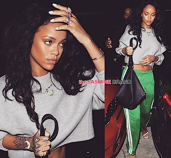 rihanna in la-the jasmine brand