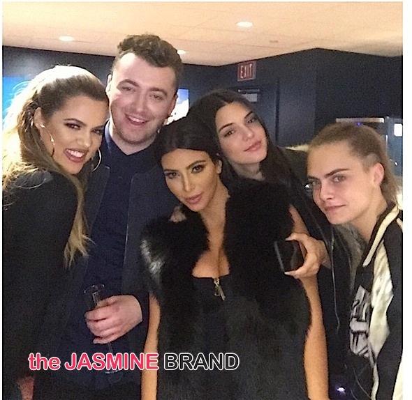 sam smith-khloe kardashian-kim kardashian-kendall jenner-the jasmine brand