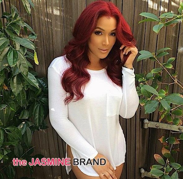 shantel jackson new hair-the jasmine brand