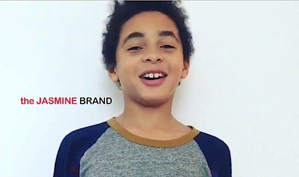 Instagram Video of the Day: Solange Knowles' Son, Julez, Recites Dr. King Speech