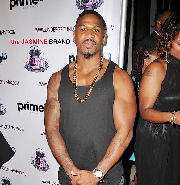 Stevie J Calls Deadbeat Dad Allegations: 'Bullsh*t' [VIDEO]