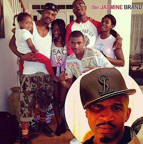 (EXCLUSIVE) Stevie J: I Did Pay My Baby Mama Child Support! Denies Owing Over $1 Million