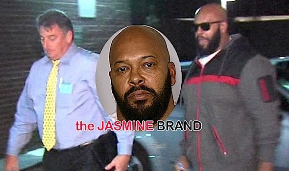 Suge Knight Officially Arrested On Murder Charges, Bail Set At $2 Million + Attorney Says Hit & Run Was An 'Accident'