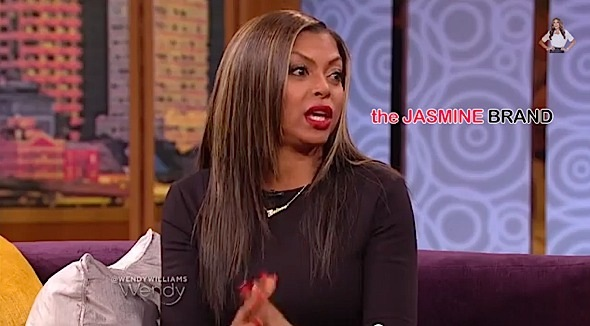 Taraji P. Henson Says Dating Life Sucks: Guys don't court, anymore. [VIDEO]