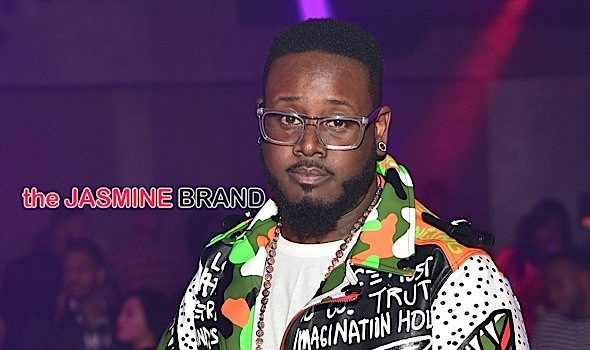 (EXCLUSIVE) T-Pain Hit With Massive Tax Lien