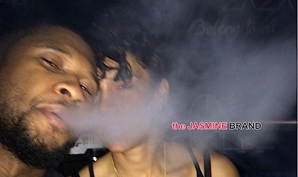 Usher & Grace Miguel Secretly Married!