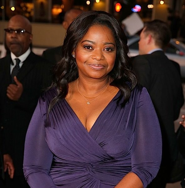 Christian Leaders Pissed Octavia Spencer Will Play God In Film [VIDEO]