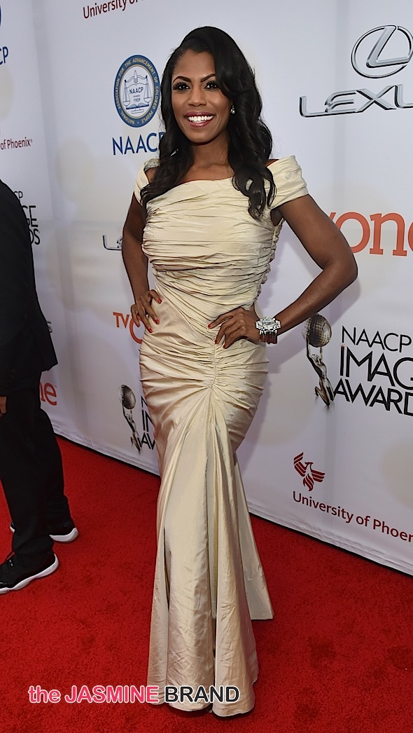 46th NAACP Image Awards Presented By TV One - Red Carpet