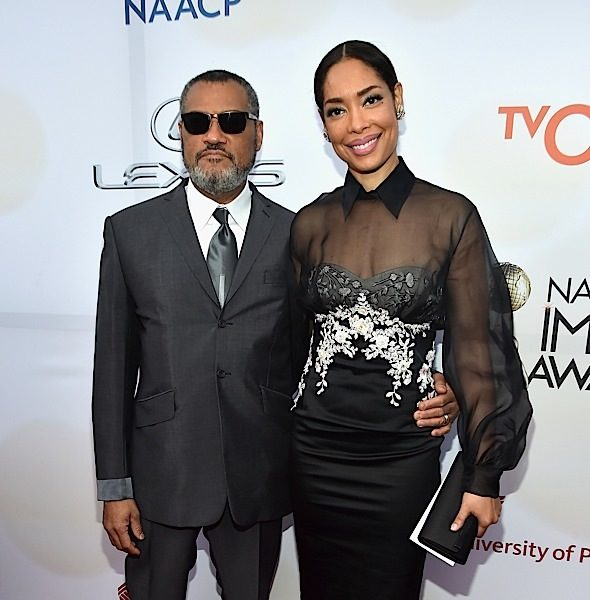Laurence Fishburne Officially Files For Divorce From Gina Torres